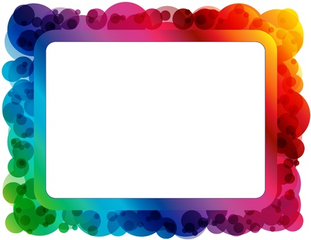Abstract Spectrum Frame