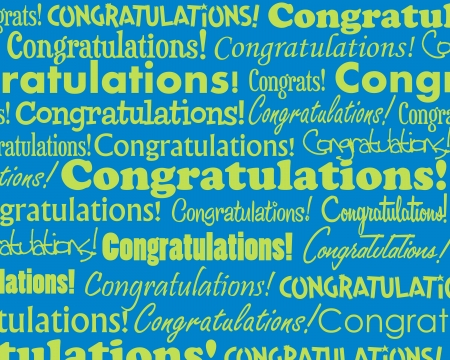 congratulations text: Congratulations - Grouped collection of different Congratulations text