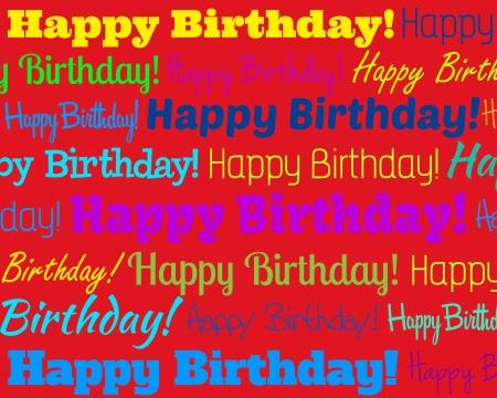 Happy Birthday Stock Vector - 23902610