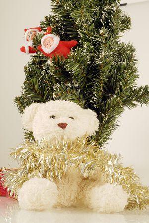 romantics: teddy bear Stock Photo