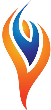 flame Banco de Imagens