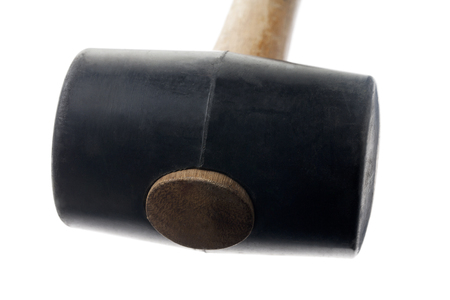 black sledge hammer  Stock Photo - 27743259