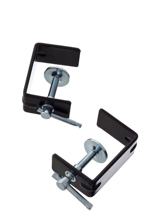 clamps: image of two clamps
