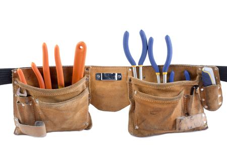 construction tools: tool belt