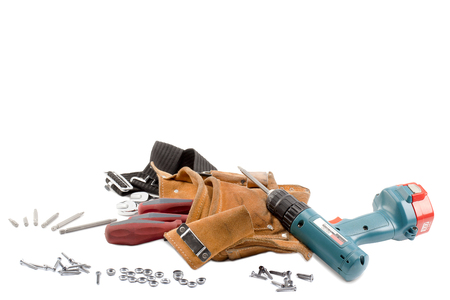 screwdriwer: tools collections Stock Photo