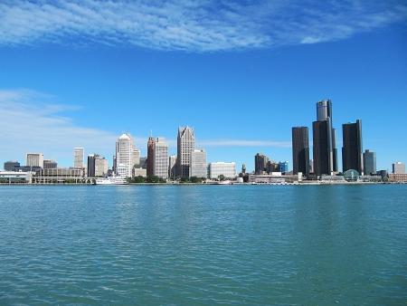 Detroit 新聞圖片