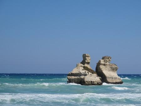 bear s: Salento Bear s Tower beach