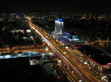 Night city Stock Photo - 684585