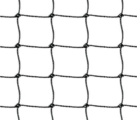 Filet De Tennis De Fond Transparente. Illustration vectorielle Vecteurs