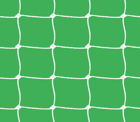Tennis Net Seamless Pattern Background.