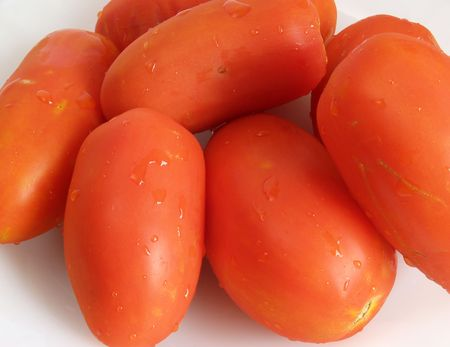 agricultura: tomates