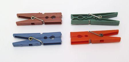 clasps: clasps    Stock Photo