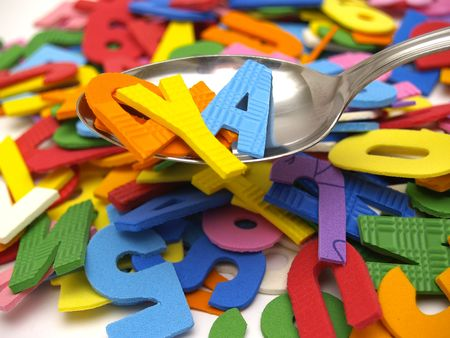 primer: rubber letters