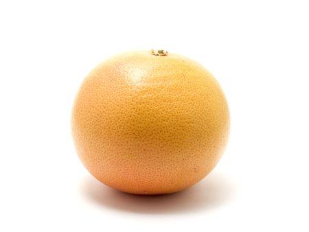 pink grapefruit Stock Photo