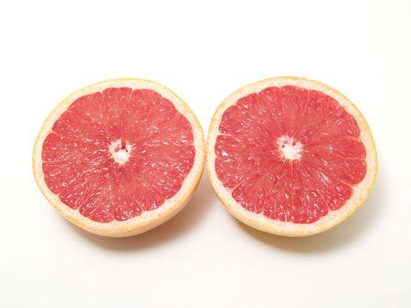 pink grapefruit Stock Photo - 4312886