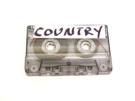 Music cassette photo