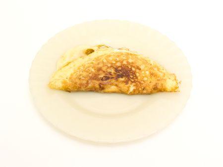 omelet Stock Photo - 4633531