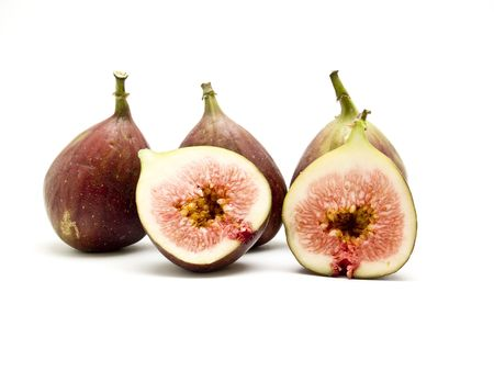 purple fig: figs
