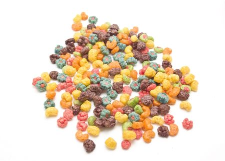 sweetened:  sweetened corn cereal