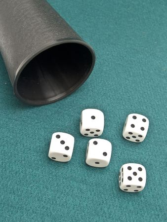 dice game photo