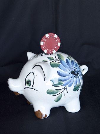 ceramica:   piggy