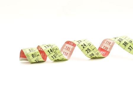 measuring tape Stock Photo - 5149342