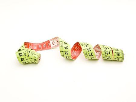 measuring tape Stock Photo - 5149336