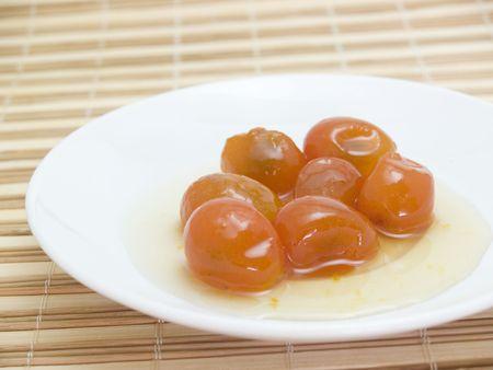 kumquat syrup photo