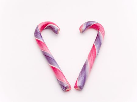 candy cane photo