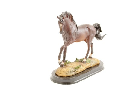 wooden horse Stock Photo - 7103598