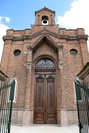 parish: parish church