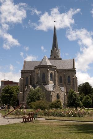 bariloche: Catedral de Bariloche, Argentina Stock Photo