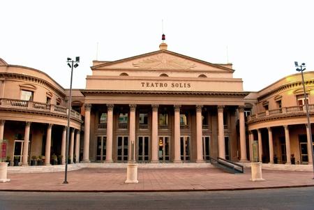montevideo: Theater Solis, Montevideo, Uruguay