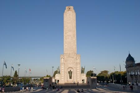 Monument to the flag, Rosario, Argentina
