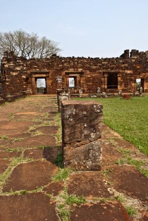 ignacio: Ruins of San Ignacio, Argentina