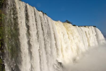 Iguazu falls, Argentina photo