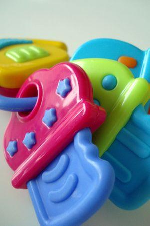 teether: Babys Toy Keys Teether