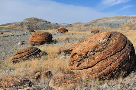 Red Rock Coulee, Eastern Alberta