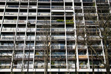 periphery: Urbanization Stock Photo