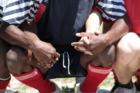 racisme: Hand in hand