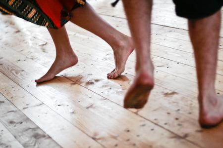 flink: Dancing Lizenzfreie Bilder