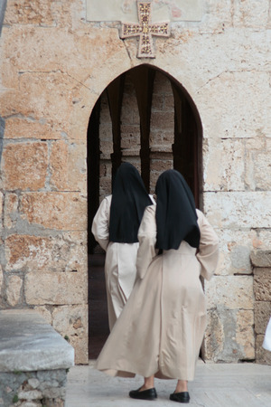 nun: Sisters