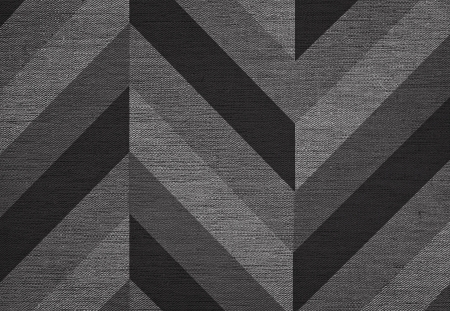 Elegant classic abstract chevron pattern background, grunge fabric texture photo
