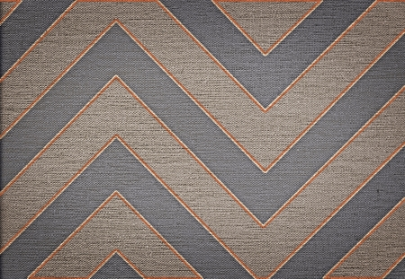 Elegant classic abstract chevron pattern background, grunge fabric texture Stock Photo - 20582763