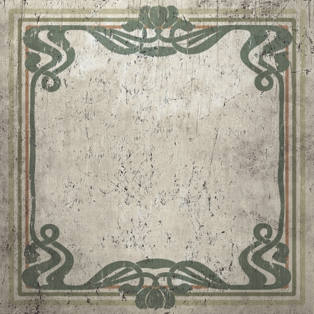 Elegant vintage background in silver tones, grunge texture photo