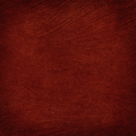 Red leather grunge background texture