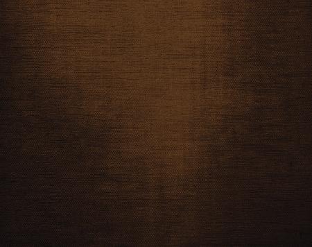 ブラウン キャンバス グランジ背景テクスチャ