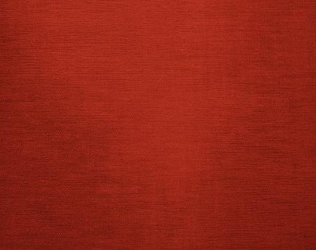 レッド キャンバスのグランジ背景テクスチャ