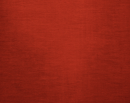 Red canvas grunge background texture