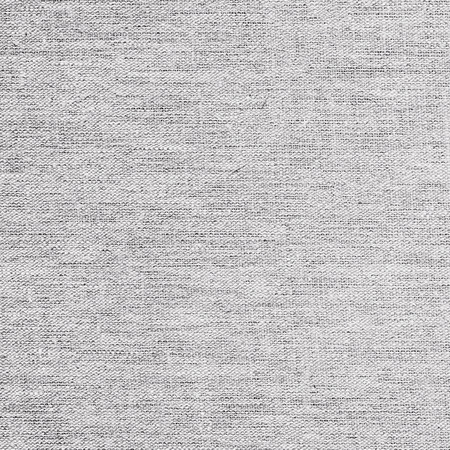 White grunge background from linen canvas texture Archivio Fotografico